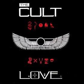 Los mejores discos de 1985 - THE CULT - Love