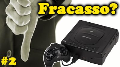 Videogames que fracassaram em vendas nas antigas