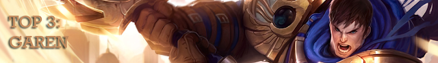 League of Legends - Garen