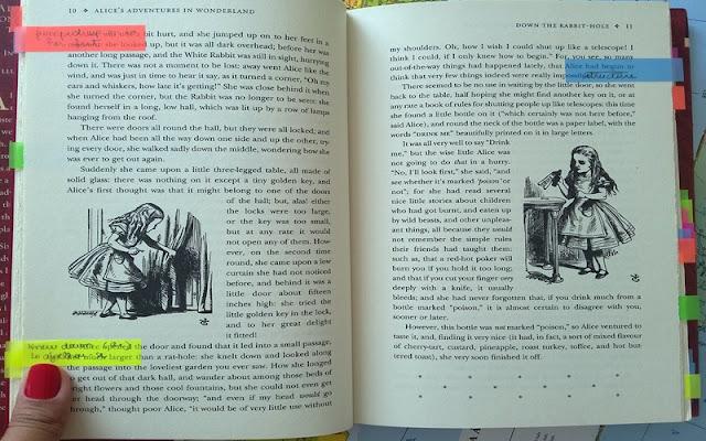 resenha3 - Alice's Adventures in Wonderland (Lewis Carroll)