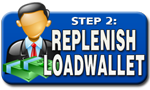 Loadcentral Loadwallet Replenishment Payment Options