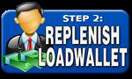Loadcentral Loadwallet Replenishment Payment Options
