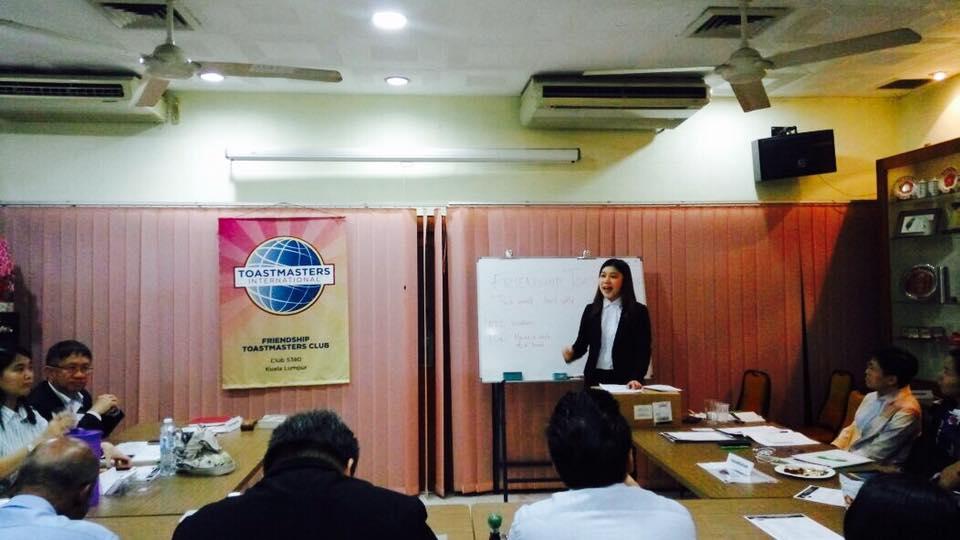 toastmasters interpretive reading manual project 1