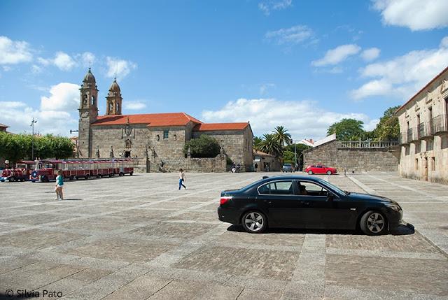 Plaza de Fefiñáns (Cambados)