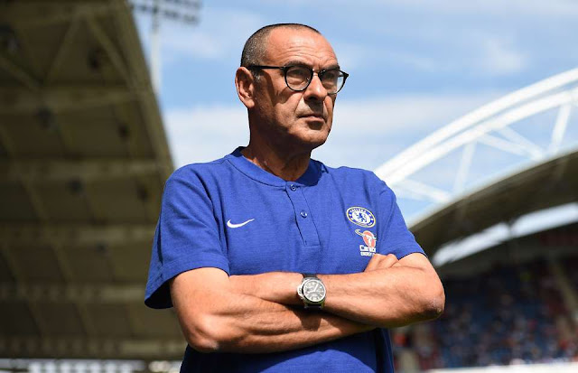Sarri-Ball at Chelsea FC - Great going forward - Major defensive issues - What do you think?