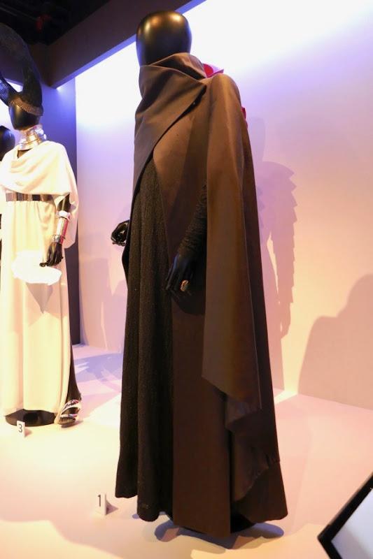 Leia Organa costume Star Wars Last Jedi