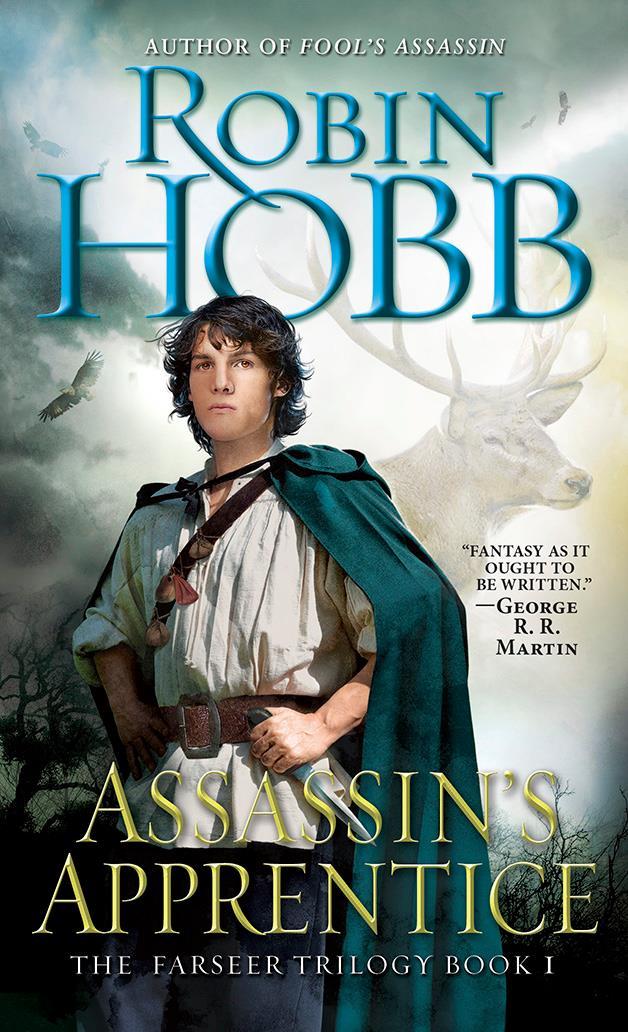 Robin Hobb - Az orgyilkos tanítványa