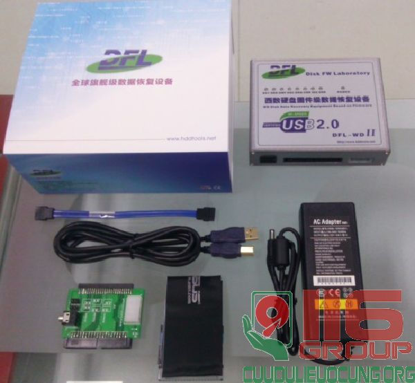 Máy sửa ổ cứng Hitachi HGST iBM