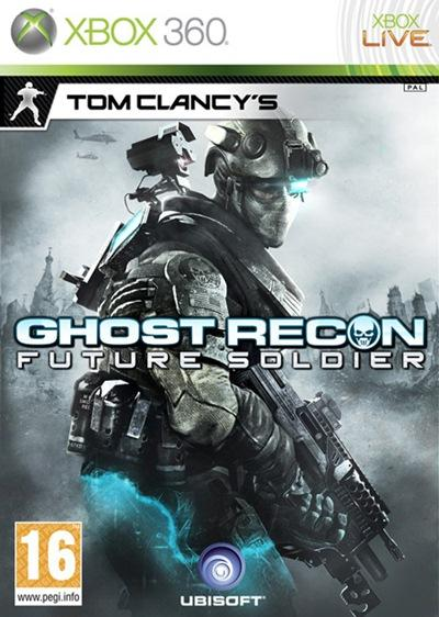 Tom Clancys Ghost Recon Future Soldier Xbox 360 Español NTSC Descargar 2012
