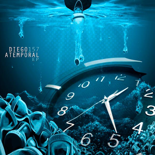 """Diego 157 lança o EP """"Atemporal"""""""
