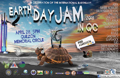 Earth Day Jam 2018 in QC