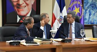 Danilo Medina con mayoría en Comité Central PLD da 65% a 35%
