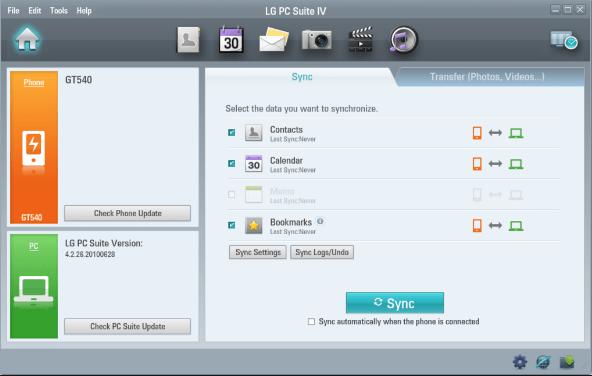 LG PC Suite Latest Version Download - Mobile Technicians