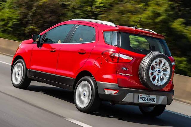 Ford EcoSport tem financiamento com taxa zero em dezembro