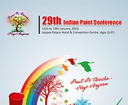 29th Indian Paint Conference - 2019 to be held in Agra