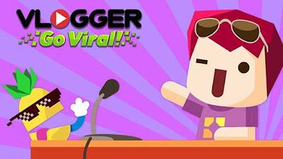 Vlogger Go Viral – Tuber Game Mod (Unlocked Money) Apk Download Offline