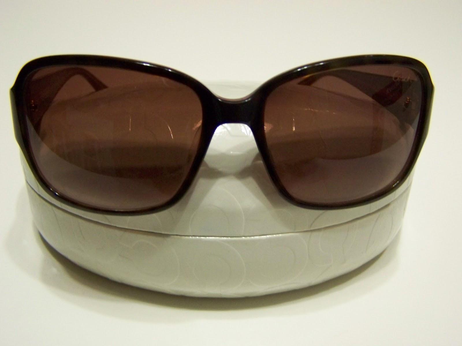 1fe470a2dc FashionQueen  COACH Sunglasses