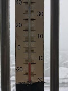 札幌 4月 雪 積雪 20170413