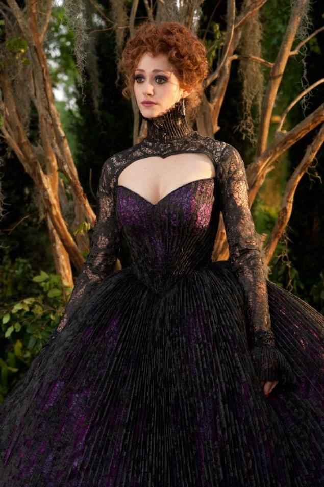 Lucy & Camilla: Beautifully Bewitched: Emmy Rossum Puts a ...