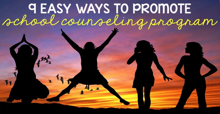 9 Ways to Promote Your Program for National School Counseling Week
