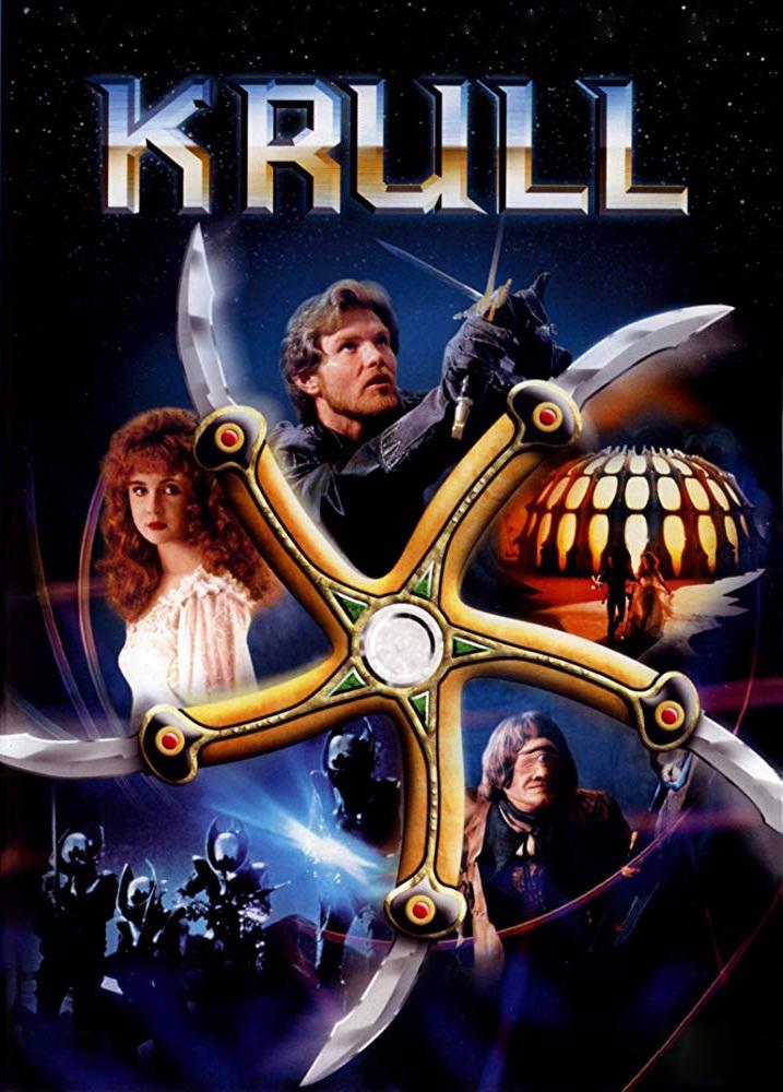 Krull [1983] [DVD9] [NTSC] [Latino]