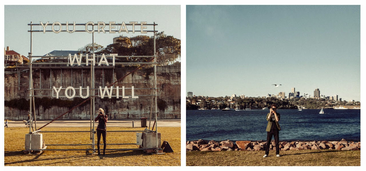 3. Cockatoo Island, Australia - These Globetrotters Document Their Travels In A Really Cool Way.