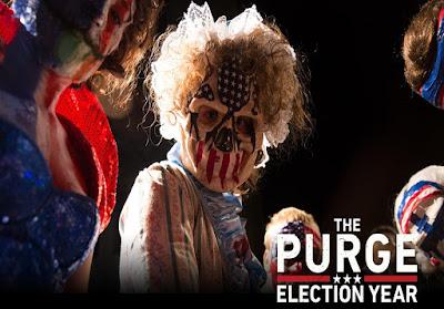مترجم The Purge : Election Year