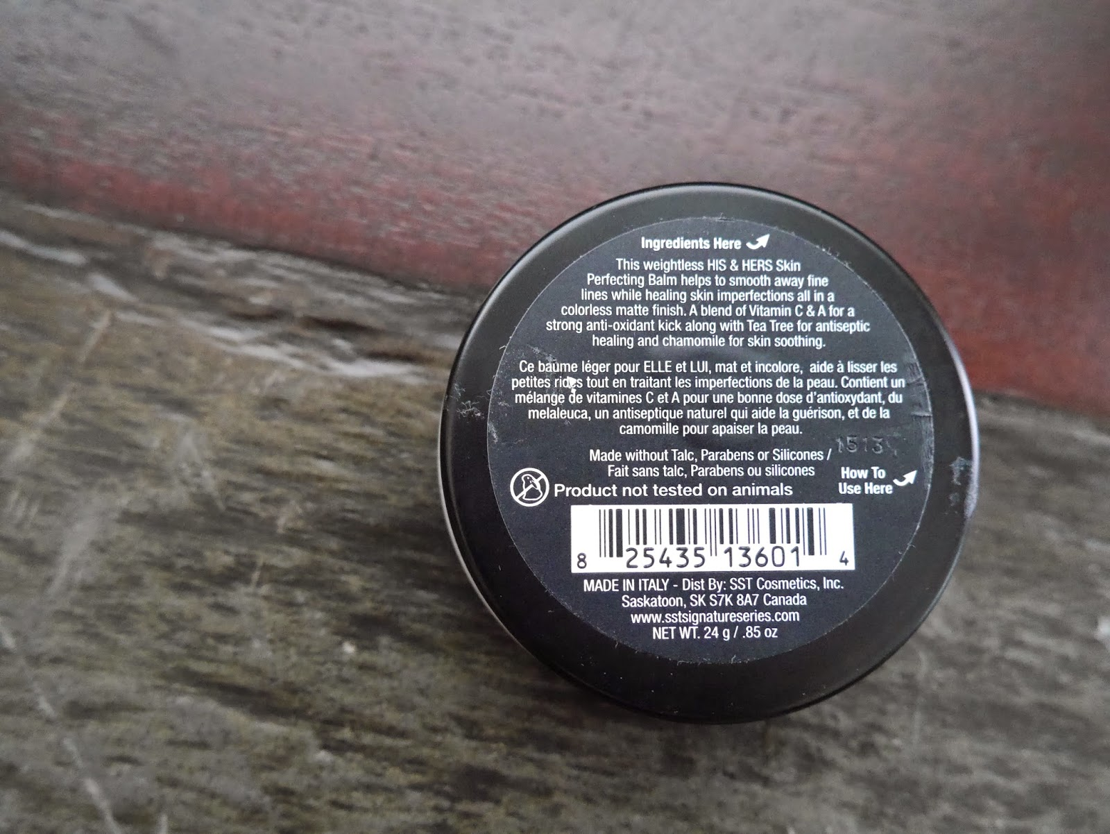 Skin Perfecting Balm with Tea Tree