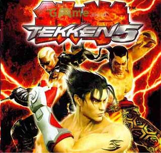 Kumpulan Cheat Tekken 5 di PS2 Bahasa Indonesia