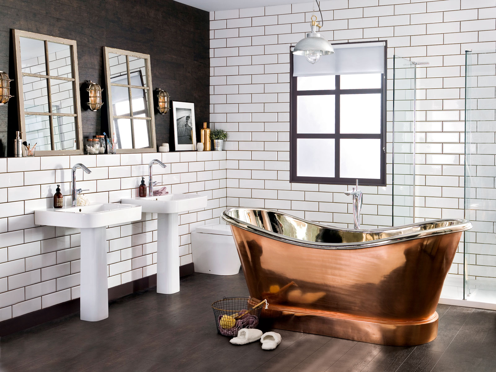 Industrial Style Bathroom Lights The Ultimatum Lighting Guide How To Choose Lamps For Your