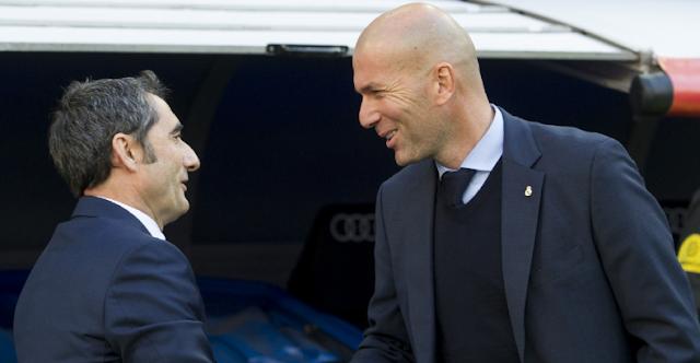 تشكيل برشلونة المتوقع امام ريال مدريد في كلاسيكو العالم في الدوري الإسباني