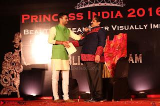 John Aham, Bhagyashree, Subhash Ghai and Amyra Dastur Attends Princess India 2016 17 Part2 059.JPG