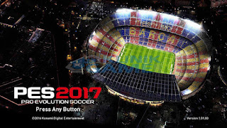 Downlaod Pes 2017 ISO CPY Crack Update Full Version for PC