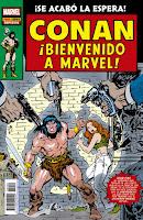 Conan el Bárbaro: Bienvenido a Marvel