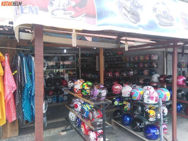 Toko helm terlengkap di pekanbaru