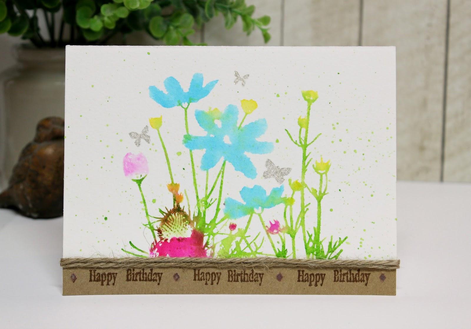 Magenta Birthday Flowers Les Fleurs Danniversaire
