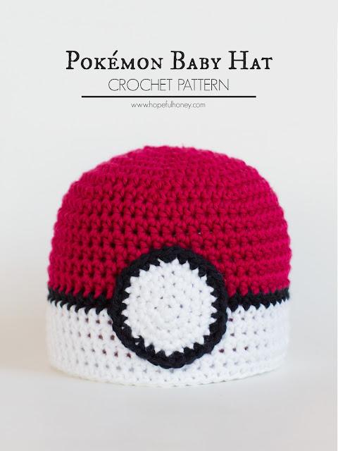 how to make crochet pokemon