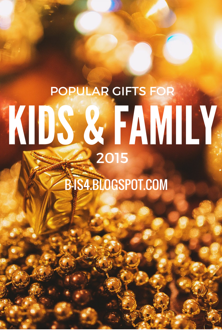Popular Kid & Family Holiday Gifts