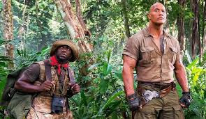 Cuti Sekolah Layan movie Jumanji Welcome To The Jungle