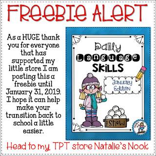 https://www.teacherspayteachers.com/Product/Daily-Language-Skills-January-Morning-Work-1611205