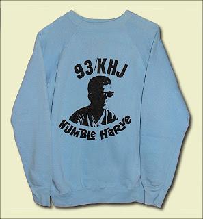 Humble Harve Sweatshirt (Front)
