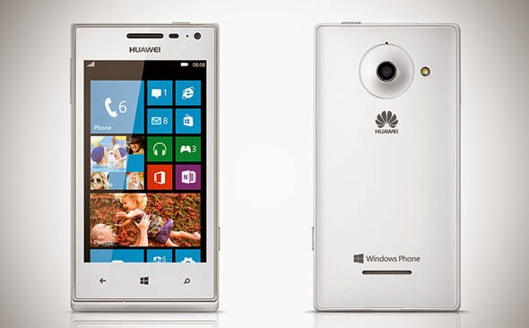 Smartphone Huawei Ascend W1 OS Windows Phone 8