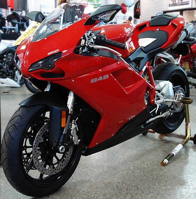 Ducati  Battery Type