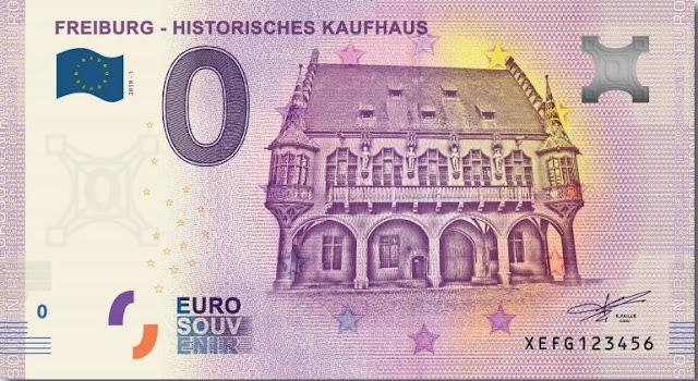 null euro schein freiburg historisches kaufhaus kommt am 25 heraus. Black Bedroom Furniture Sets. Home Design Ideas