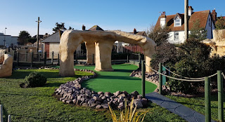 Fantasia Adventure Golf in Felixstowe