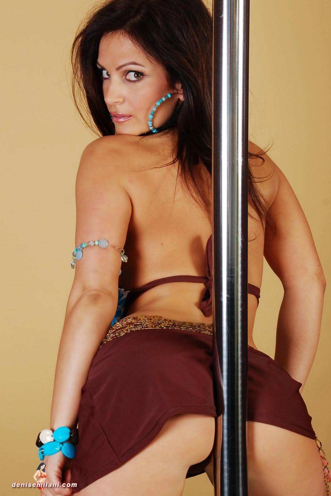 Best Style Fashion Big Girl Denise Milani Sexy Bikini -4100
