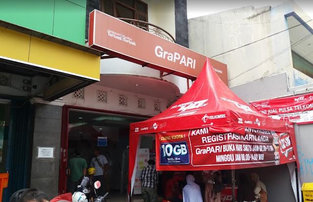 GraPARI Telkomsel Cilacap - SIDANEGARA
