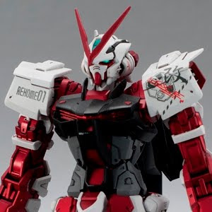 MG Astray Red Frame