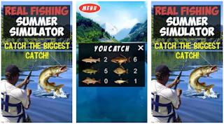 Game mancing ikan terbaik paling seru untuk android
