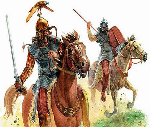 Painting Gallic & Celtic Cavalry picture 1
